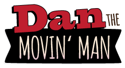 Dan the Movin Man - Moving, Packing and Handyman Services